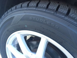 studless tire